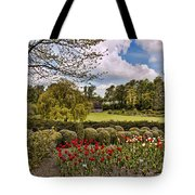 Grounds At Leeds Castle  Tote Bag