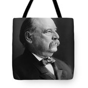 Grover Cleveland - President Of The United States Tote Bag by International  Images