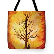 Growing Again Tote Bag