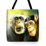 Growing Old Together Tote Bag
