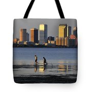 Growing Up Tampa Bay Tote Bag