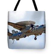 Grumman E-2 Hawkeye Tote Bag