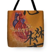 Guadalupe Heart Tote Bag