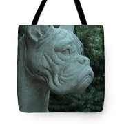 Guardian Boxer Tote Bag