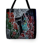 Guardian Knight  Of The Orient Tote Bag
