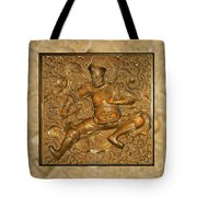 Guardian Warrior - It Can't Hurt To Have Your Own Tote Bag