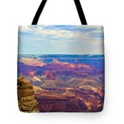 Guardians Of The Canyon Tote Bag