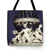 Guardians Of The Law Tote Bag