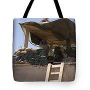 Guards From The United Arab Emirates Tote Bag