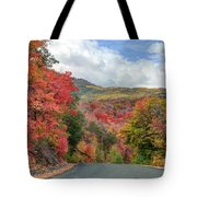 Guardsman Pass To Midway In The Fall - Utah Tote Bag