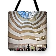 Guggenheim 1 Tote Bag
