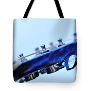 Guitar Abstract 5 Tote Bag