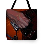 Guitar Tote Bag