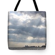 Gulf Of Mexico - Gulf Sunshine Tote Bag