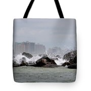 Gulf Of Mexico - More Waves Tote Bag