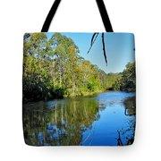 Gums Along The River Tote Bag