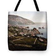Gursuff - Crimea - Ukraine Tote Bag