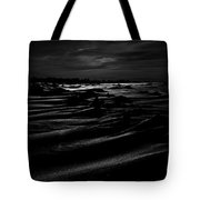 Gust Of Black Tote Bag