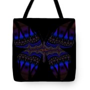 Gypsy Butterfly Tote Bag