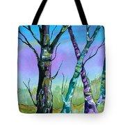 Gypsy Sky Tote Bag