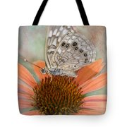 Hackberry Emplorer Butterfly Tote Bag