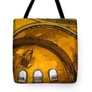 Hagia Sophia Architectural Details Tote Bag