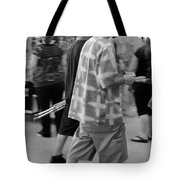 Hairdo Tote Bag