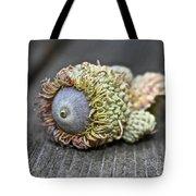 Hairy Acorn Tote Bag