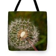 Half A Dandelion Tote Bag
