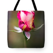 Half-a-rose Tote Bag