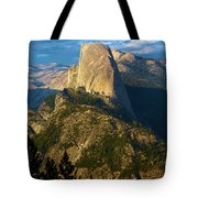 Half Dome From Washburn Point Tote Bag