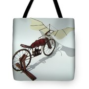 Half Light Tote Bag