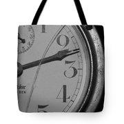 Half The Time Tote Bag