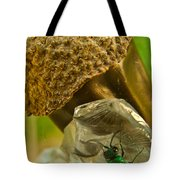 Halicid Wasp 5 Tote Bag