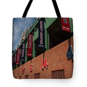 Hall Of Famers Tote Bag