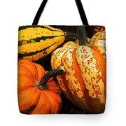 Halloween Colors Tote Bag