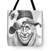 Halloween Weeotch Tote Bag by Murphy Elliott