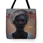 Hamad Abbas Tote Bag