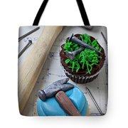 Hammer Cupcake Tote Bag