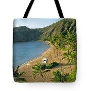 Hanauma Bay Beach Tote Bag