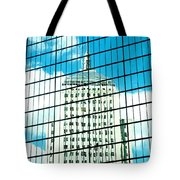 Hancock Within Tote Bag