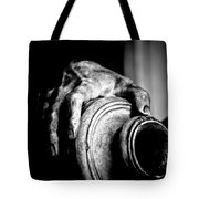 Hand And Vessel Tote Bag