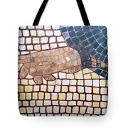 Hand Of God Tote Bag