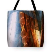 Hand Of The Architect  Tote Bag