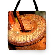 Hand Pump - Water Pump - Well Pump Tote Bag