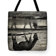 Hand That Feeds  Tote Bag