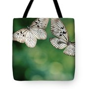Handkerchief Butterfly Or Wood Nymph Tote Bag