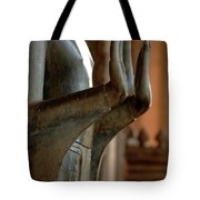 Hands Of Buddha Tote Bag