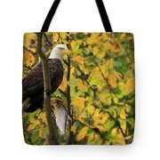 Hang Around For Dinner Tote Bag