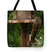Hang On Tote Bag